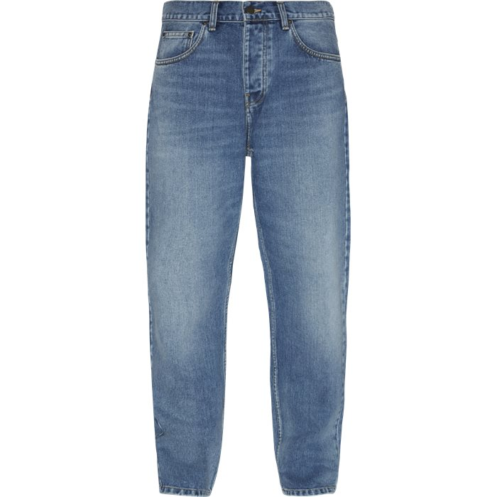 Newel Pant - Jeans - Relaxed fit - BLÅ